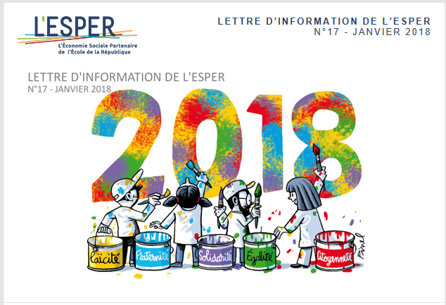 Lettre d'information n°17 Janvier 2018