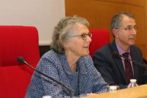 Odile KIRCHNER, Déléguée interministérielle à l'ESS et Michel MULLER de l'ONISEP