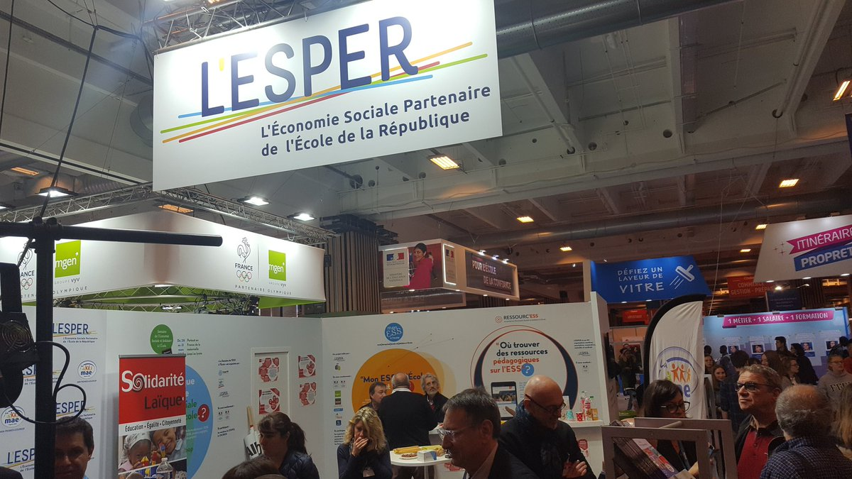 salon education l'esper