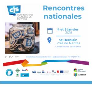 rencontres national CJS